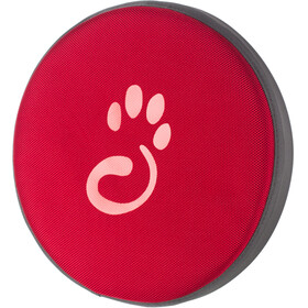 Mountain Paws Catch Hundespielzeug rot